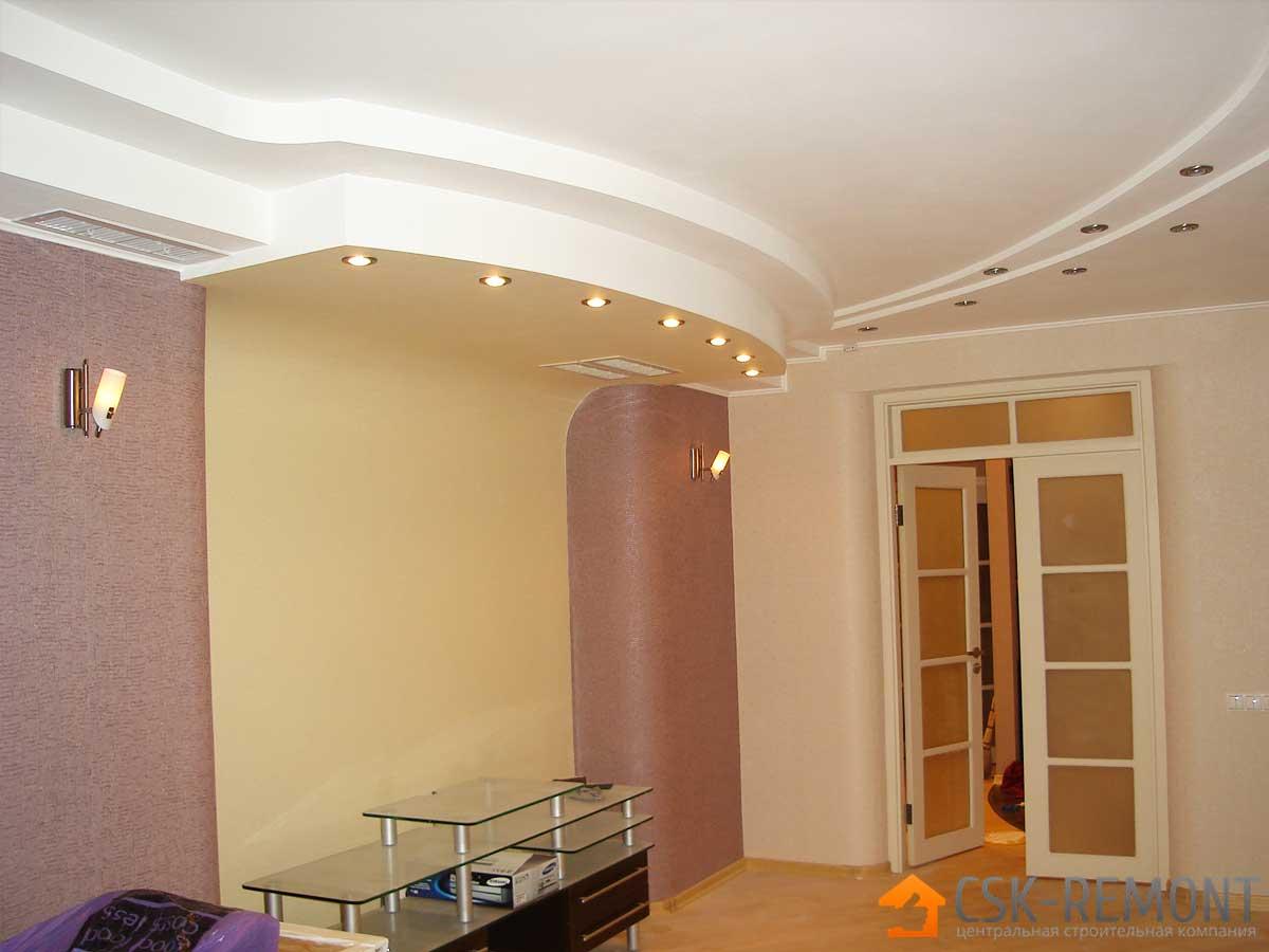 ремонт одно комнатной квартиры