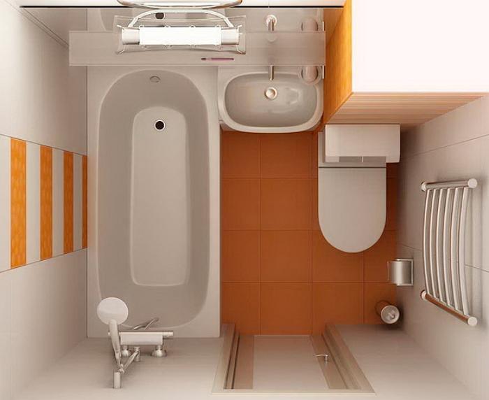 ремонт малогабаритного туалета